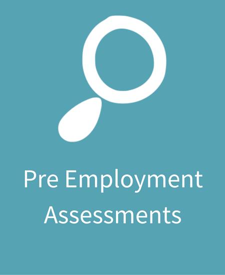Pre Employment
